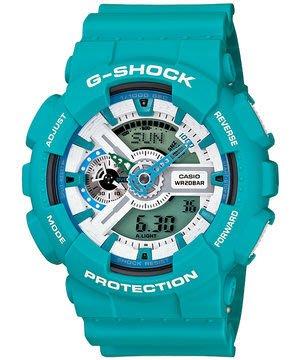 【URA 全新】CASIO G-SHOCK 新製品 GA-110SN-3AJF 日版 TIFFANY藍 水藍 手錶 現貨 台北市