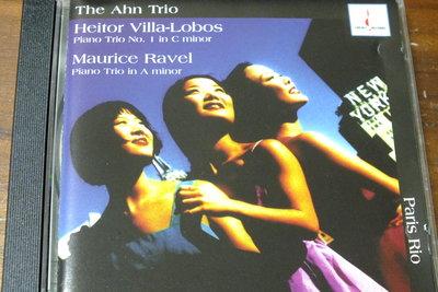 Chesky-The Ahn Trio-Heitor Villa-Lobos/Maurice Ravel-有IFPI
