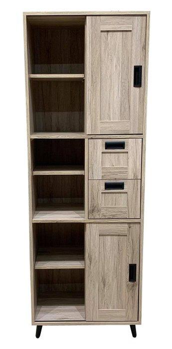 台中二手家具拍賣 大里宏品二手傢俱館LC1202DG*柏拉圖置物書櫃* 實木書架 展示櫃 高低酒櫃2手櫥櫃