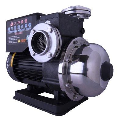 【優質五金-大井台北經銷商】大井TQ1500B  2HP*2 電子穩壓加壓馬達。低噪音。不生銹 非舊款TQ1500