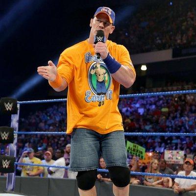 [美國瘋潮]正版 WWE John Cena Respect. Earn It Orange Tee 最新橘色款衣服特價