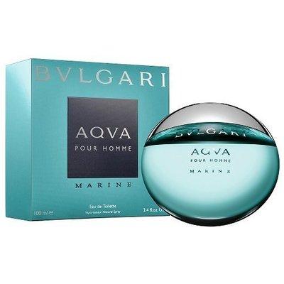 *微風小舖*BVLGARI 寶格麗 AQVA 活力海洋能量 男性淡香水 100ml ~可超取付款 可刷卡