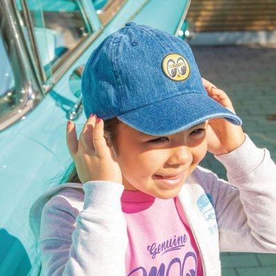 (I LOVE樂多)MOONEYES兒童6分割帽子[ CMC129 ]