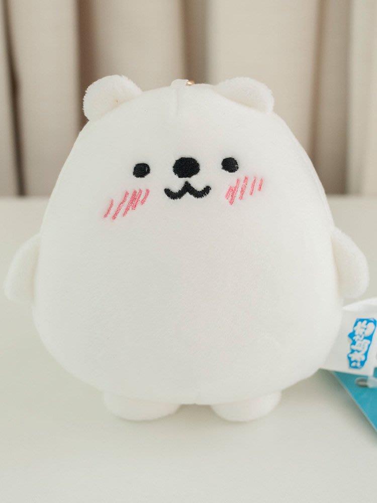 【便利公仔】含運 正品凱佩瓏冰島之戀北極熊毛絨玩具冰島熊企鵝納米粒子表白公仔