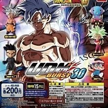 Bandai 龍珠 Dragon ball Super UDM 30 Key chain 扭蛋 匙扣 全5款