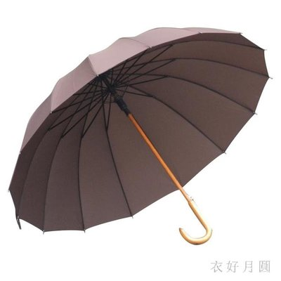 88折促銷 雨傘 棒加大長柄晴雨傘11...