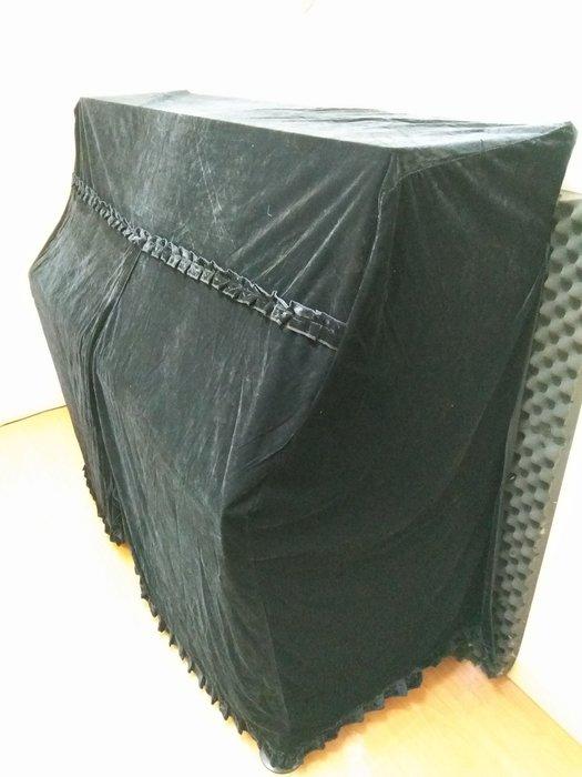 ╰☆美弦樂器☆╯鋼琴絨布罩 鋼琴防塵套 鋼琴琴罩 直立式鋼琴 專用(清倉賠錢特價)