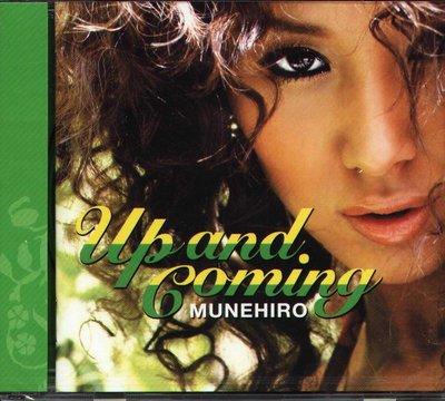 K - MUNEHIRO 鈴木紗理奈 - Up and Coming - 日版 - NEW