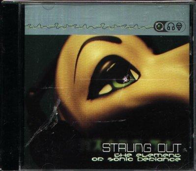八八 - Strung Out - Elements of Sonic Defiance