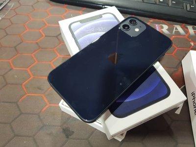 二手如新保固10月22 IPHONE 12 64g 黑 輸給iphone 12 pro max iphone 11
