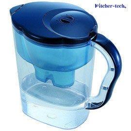 Pitcher-tech 全多濾3.5公升 自然重力濾水壺 K0231
