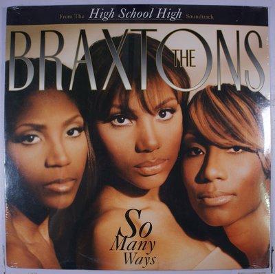 《全新美版單曲黑膠》The Braxtons – So Many Ways