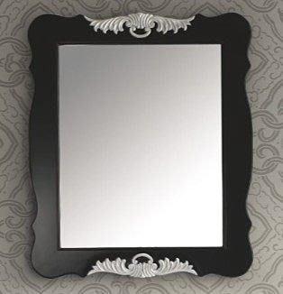 FUO衛浴: 85寬X100高公分    古典款 鏡子 實木雕刻  8123BM  特價2組