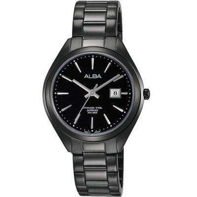 ALBA 時尚日期女錶-鍍黑 VJ22-X234SD/ AH7L25X1 新北市