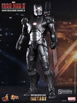 Hot Toys 1:6 war machine Mark 2 Ironman 3