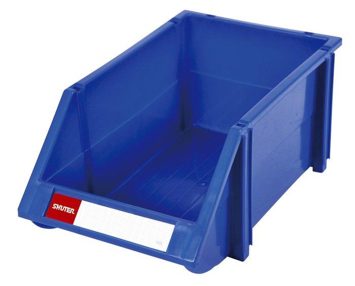 【X+Y時尚精品傢俱】HB 耐衝擊分類置物盒系列-樹德 HB-2035 置物盒.可堆疊連結.OA辦公傢俱