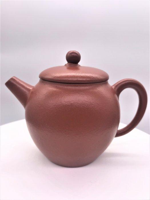 民國初年1930年茶壺(小甕)朱泥