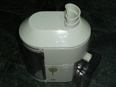 德國百靈 BRAUN MP80 果菜榨汁機.....西班牙製造(2)