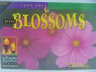 【月界二手書店】Plant Blossoms-Look Once,Look Again 〖少年童書〗CER