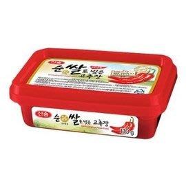 韓國太陽草金牌辣椒醬170克~韓國辣椒醬170克小罐 ~拌飯、拌麵、火鍋調味料沾料