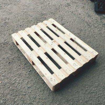中古棧板/二手棧板/木棧板/  110x80 ,  川字 床架 桌子 品質極優 自動倉儲 螺絲廠 設計 都合用