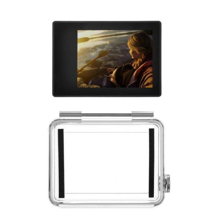 新款Gopro Hero 4/3+/3液晶顯示幕 gopro 配件 背屏 LCD 屏