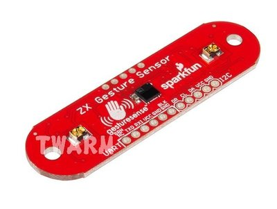 《德源科技》r)SparkFun 原廠 ZX Distance and Gesture Sensor(SEN-13162