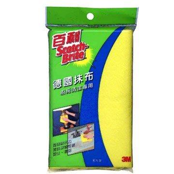 3M 百利德國魔布 抹布 擦拭布 (5入裝) 廚房清潔專用 彰化縣