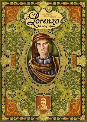 大安殿實體店面 Lorenzo il Magnifico 輝煌的羅倫佐 偉大的羅倫佐 正版益智桌遊