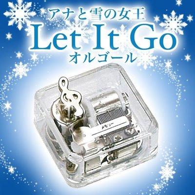 ♥心樂格格♥♫Disney 迪士尼 [♦冰雪奇緣系列 Frozen 音樂盒 精品 禮品]♫全新日版 稀少!