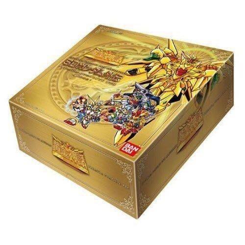 全新 Bandai 限定生產 SD鋼彈外傳 黃金神話 Premium Complete Box Set