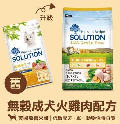 *COCO*耐吉斯超級無穀-成犬火雞肉配方15kg添加超級食物(海藻/石榴/鮭魚油)低敏飼料/單一蛋白