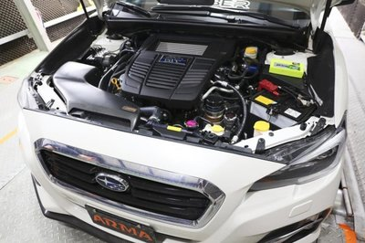 CS車宮車業 ARMA 碳纖維 集氣罩 進氣系統 SUBARU WRX VAG 2.0 (DIT) LEVORG 1.6