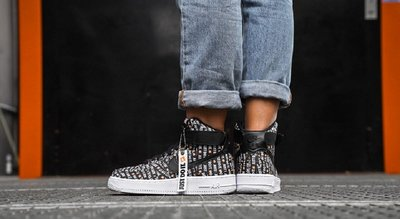 【Cool Shop】 Nike Air Force 1 High LX Just Do It AO5138-001 女