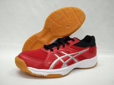 宏亮 ASICS 亞瑟士 排球鞋 桌球鞋 羽球鞋 22~25cm UPCOURT 3 GS 1074A005-607 桃園市