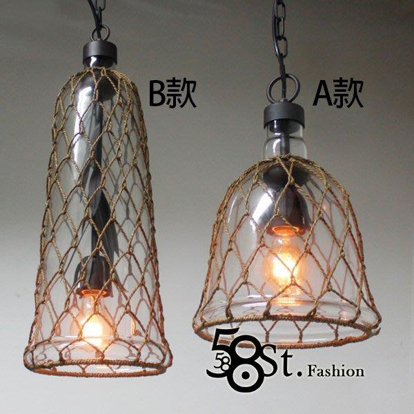 【58街】義大利吊燈「維多利亞吊燈」美術燈,複刻版。GH-462