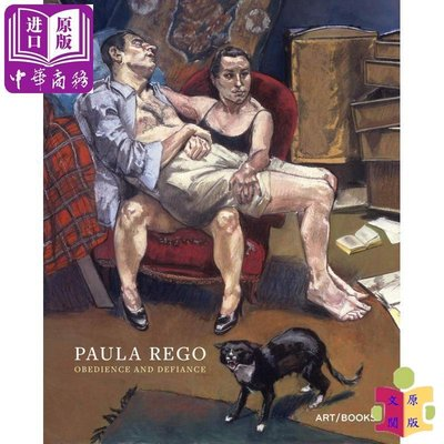 [文閲原版]Paula Rego: Obedience and Defiance 英文原版 保拉雷戈