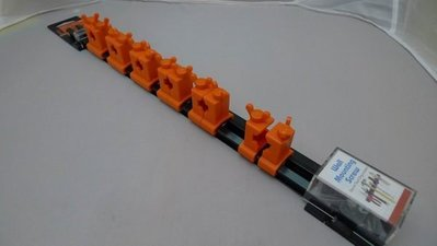 *東北五金*台灣製ZRACK 92010 高品質工具架 萬用旋扭收納架 壁式工具架 工具收納架 PV材質