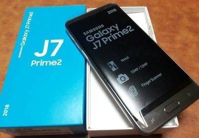 熱賣點 SAMSUNG J7 Prime 2 2018 G611FD 雙卡 全新 金/黑 32G