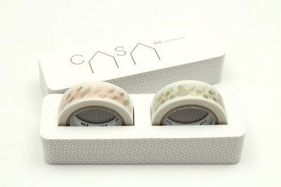 【莫莫日貨】mt online shop 限定款 CASA pattern Aset (兩卷套組) MT02K003