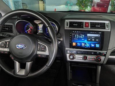 速霸陸 Subaru 15-17 Outback Legacy Android 9吋安卓版觸控螢幕主機導航/USB/藍芽