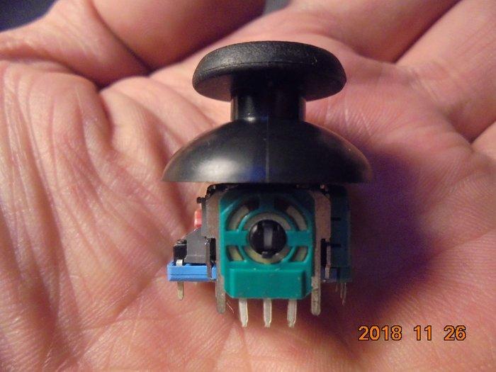 PS4原廠類比鈕3D+香菇頭 搖桿手把零件/手把材料 直購價100元 桃園《蝦米小鋪》