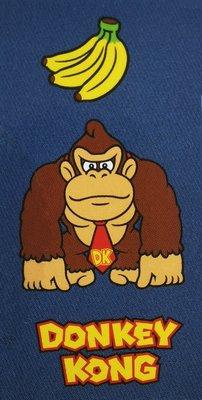 [現貨]超級瑪利歐浴巾 大金剛Donkey Kong香蕉 馬力歐兄弟Super Mario洗澡運動健身巾 生日交換禮物