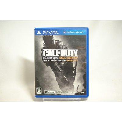 [耀西]二手 純日版 SONY PSV 決勝時刻:黑色行動解密 Call of Duty: Black Ops: Dec