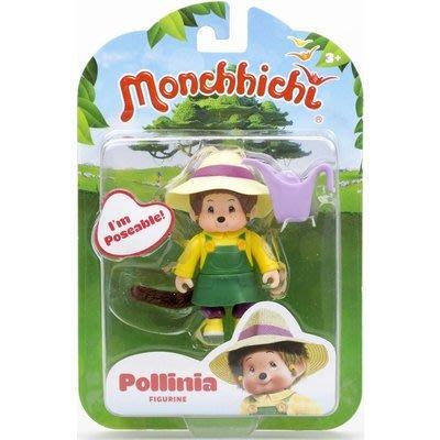 蒙奇奇 Monchhichi人偶公仔-POLLINIA