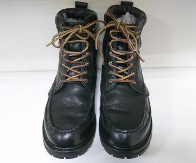Polo Ralph Lauren Willing Scott 7孔靴 真牛皮