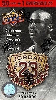 Upper Deck Michael Jordan 傳奇球員卡