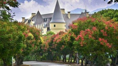 @瑞寶旅遊@花蓮瑞穗春天國際觀光酒店【城堡精緻客房】一泊二食『夢幻城堡~最新打卡』附近花蓮富野、理想大地、花蓮美侖