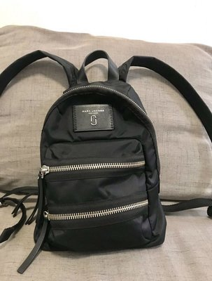 Marc Jacobs backpack 100% Real 9成新