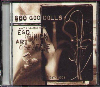 K - THE Goo Goo Dolls - Ego Opinion Art & Commerce - 日版